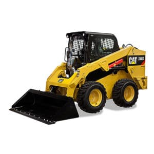 Caterpillar 246 Skid Steer Loader - Earthworks & Earthmoving Equipment Hire Perth - JEDS Contracting