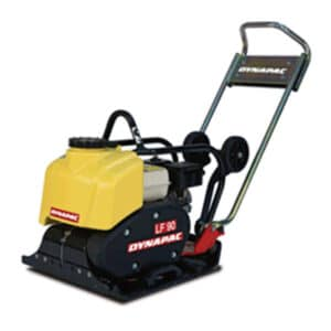 Dynapac LG500 Plate Compactor - Earthworks & Earthmoving Equipment Hire Perth - JEDS Contracting
