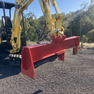 Log Splitter - Earthworks & Earthmoving Equipment Hire Perth - JEDS Contracting