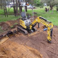 1.7 Tonne Excavator - Earthworks & Earthmoving Equipment Hire Perth - JEDS Contracting