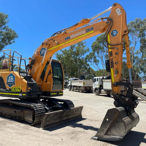 14.5 Tonne Excavator - Earthworks & Earthmoving Equipment Hire Perth - JEDS Contracting