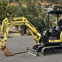 2.7 Tonne Excavator - Earthworks & Earthmoving Equipment Hire Perth - JEDS Contracting